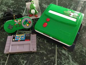 Super Nintendo Yoshi Snes 3Ds Xbox Wii