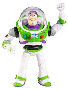 Toy Story Buzz Lightyear Figura De Acción De Blanco / Mult