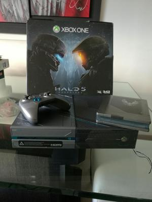 Vendo Xbox One Edición Especial