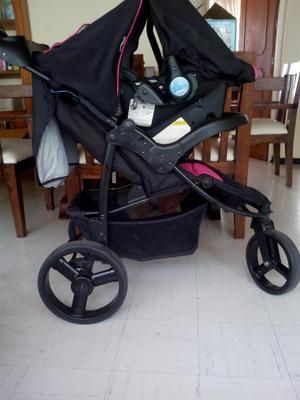 COCHE MARCA INFANTI CON CARGADOR