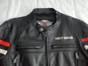 Chaqueta de Cuero Harley Davidson Nueva