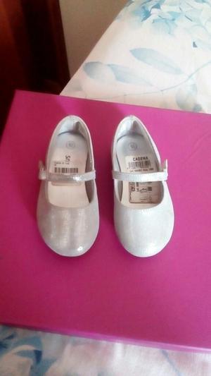 Vendo Baletas para Niña Talla 21