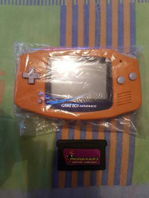 Vendo Gameboy Advance Con Juego