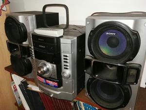 Equipo Sony 200 Negociables