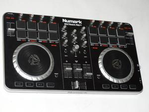 Numark Mixtrack Pro Ii Dj Controlador Audio Interface Pads