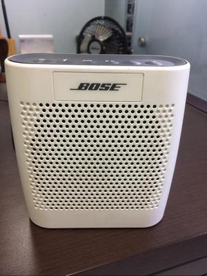 Parlante Bose Soundlink