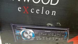 Radio Kenwood Excelon para Carro