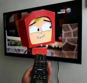 Televisor Sony Bravia de 32' Imagen Full