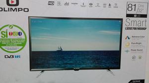 Vendo Smart tv 32 Nuevo, nunca se ha usado. Le queda 13