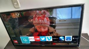 televisor led smasung de 32 pulgadas smar tv wifi tdt modo