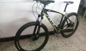 Bicicleta Gw en Fibra de Carbono