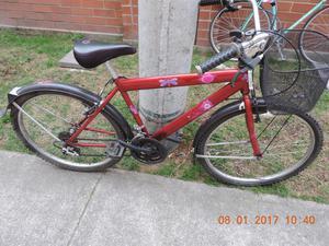 Bicicleta playera cambio / Vendo