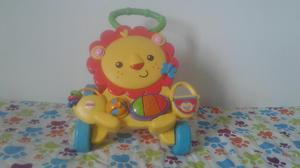 Caminador Musical Fisher Price