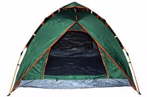 Camping 4 Personas Automatico Con Sobrecarpa Lluvias Fuerte