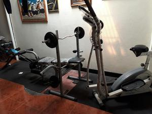 Equipos para Gym en Casa