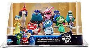 Figuras Disney / Pixar Intensamente Deluxe Envio Gratis