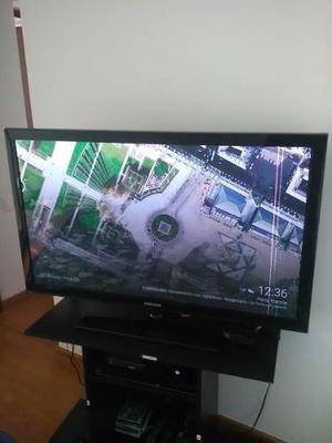 Televisor Plasma Marca Samsung De 50 Pulgadas