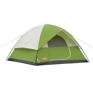 Tienda Coleman Sundome 6-person Tent