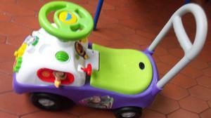 carro montable Buz lightyear