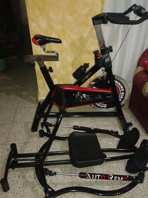 Bicicleta de Spinnng Bike Y Remador