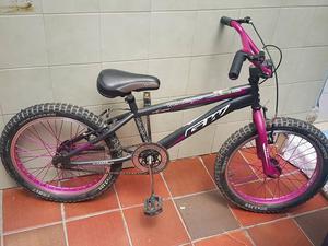 HERMOSA BICICLETA BMX GW PRO