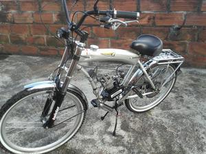 Vencambio Bicicleta a Motor Tipo Playera