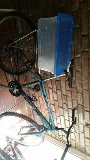 Vendo Bicicleta Newsport con Cajon