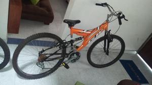 Vendo bicicleta GW todoterreno