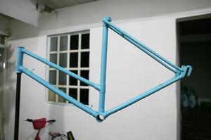 Marco bicicleta antigua barra caida   Posot Class