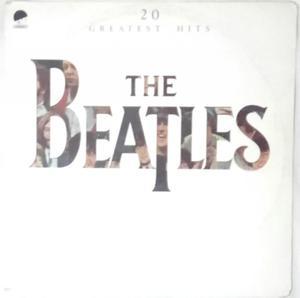 20 Greatest Hits The Beatles  LP Vinilo Acetato
