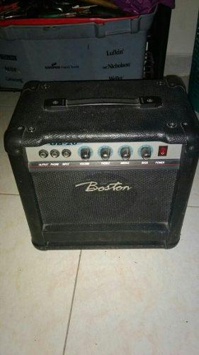 Amplificador Boston Gb 20