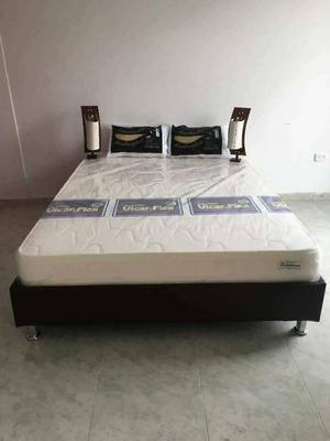 Base cama o sommier envio gratis bogota posot class - Medidas cama doble ...