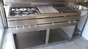 Quemadores para cocinas industriales posot class for Estufas industriales