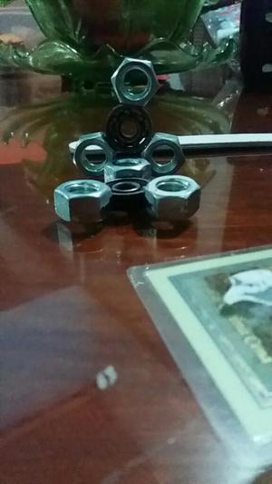 Fidget Spinner Caseros