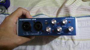 Interfaz de Audio