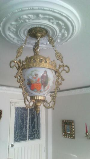 Lamparas antiguas de bronce bogot posot class - Lamparas antiguas ...