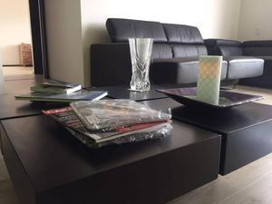 Aprovecha mesa de centro hecha con estibas posot class - Mesa centro negra ...
