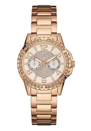 Reloj Guess Wl3 Acero Oro Rosa Mujer