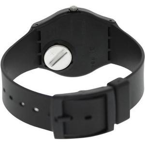 Reloj Swatch Para Hombre Gb743 Ironia Correa De Goma Negro