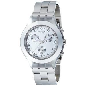 Reloj Swatch Svckg Acero Plateado Mujer