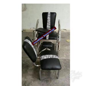 Silla para manicure pedicure posot class for Sillas para manicure
