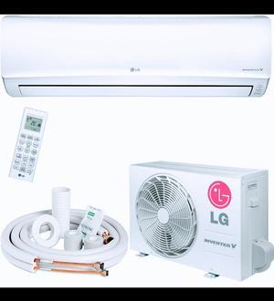 Aire Acondicionado Lg Btu Inverter