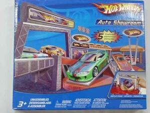 Hot Wheels Auto Showroom !