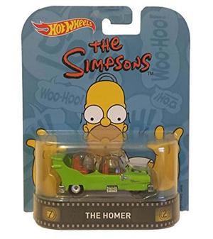 Hot Wheels Retro Entertainment Diecast The Homer !