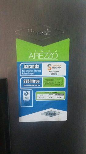 Nevera Haceb Línea Arezzo De 275 Litros