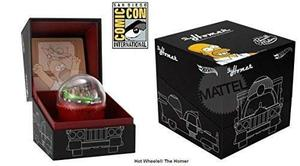 Sdcc Exclusive Hot Wheels Simpsons The Homer !