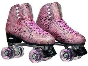 Epic Skates  Epic Sparkle 9 High-top Quad !