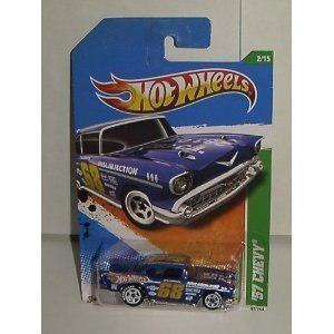 Hot Wheels '57 Chevy Treasure Hunt #2 Of 15 !