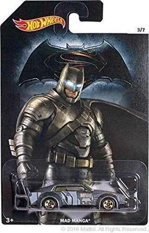 Hot Wheels - Batman Vs Superman Dawn Of Justice - !