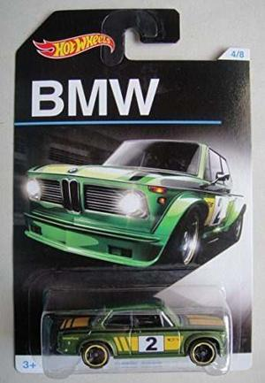 Hot Wheels Exclusive Bmw Series Green Bmw  !